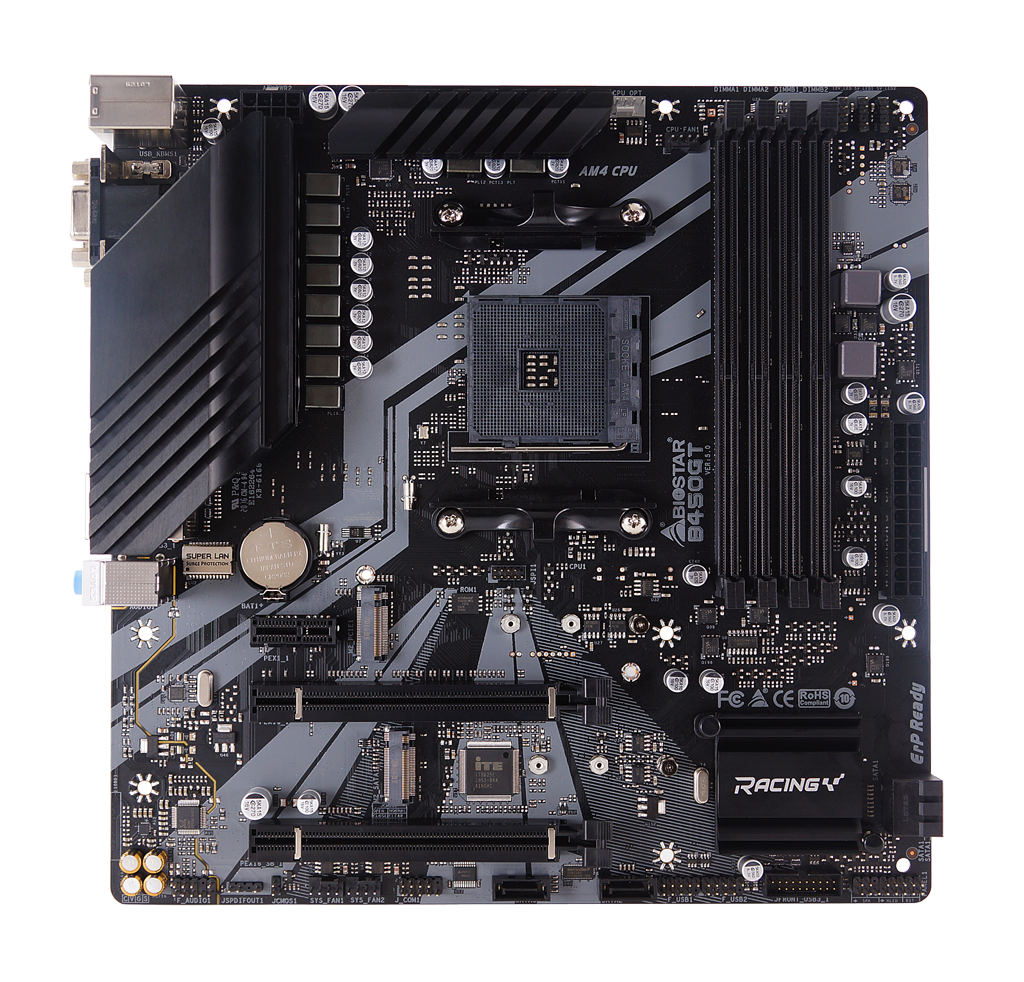 B450GT AMD 腳座 AM4 gaming motherboard