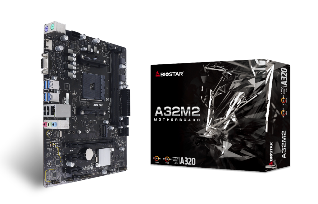 A32M2 AMD المغرز AM4 gaming motherboard