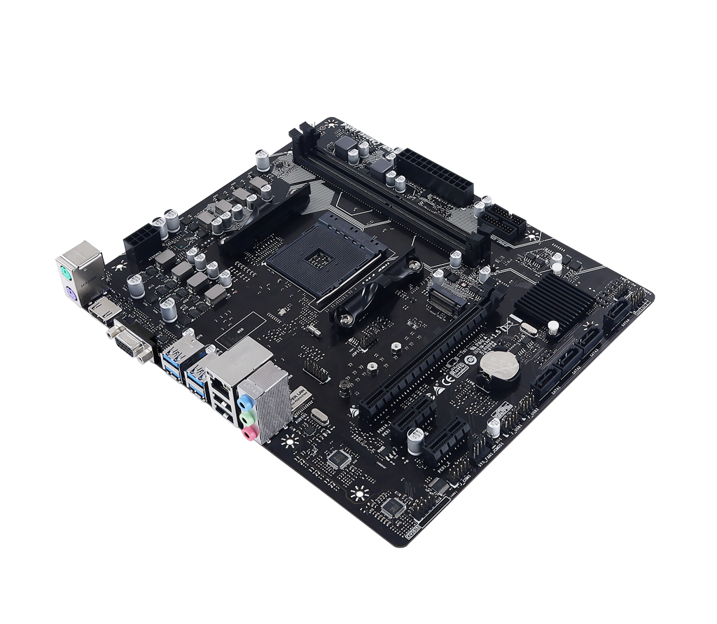 B550MH AMD 腳座 AM4 gaming motherboard