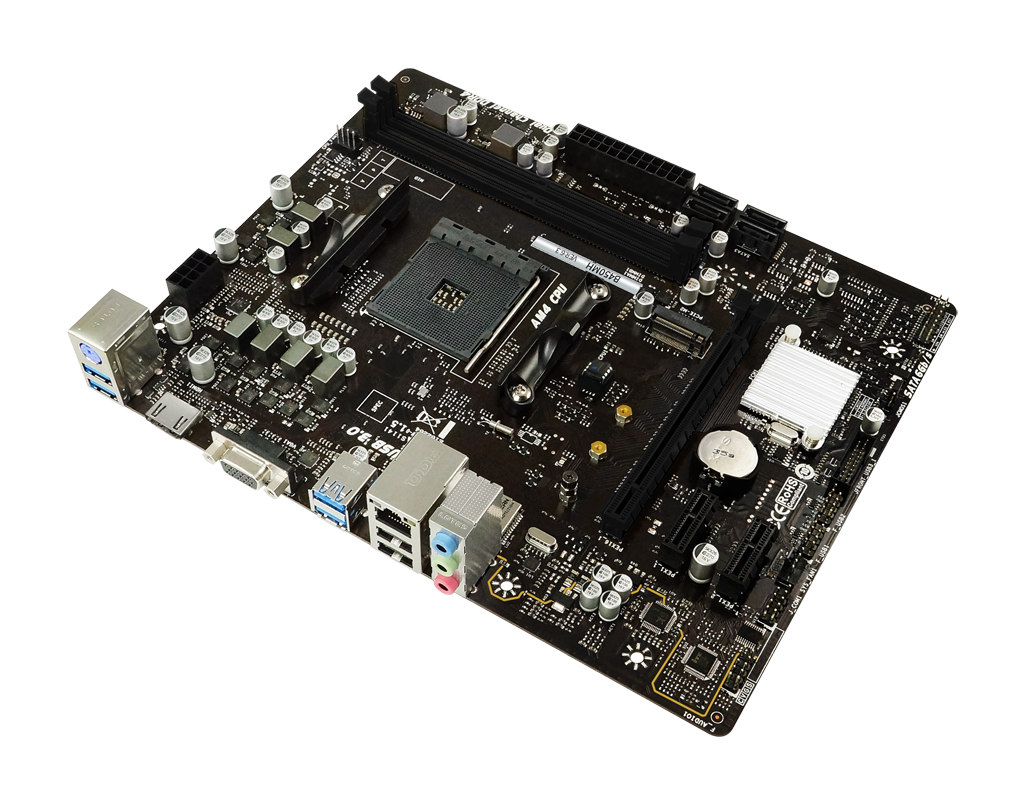 B450MH AMD Сокет AM4 gaming motherboard