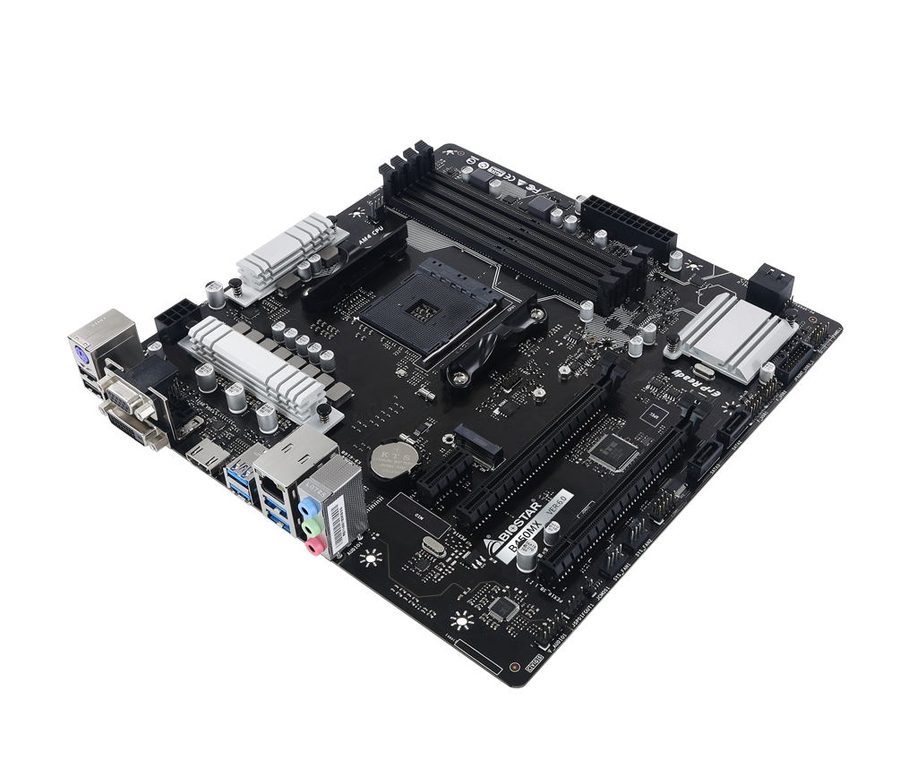 B450MX AMD المغرز AM4 gaming motherboard