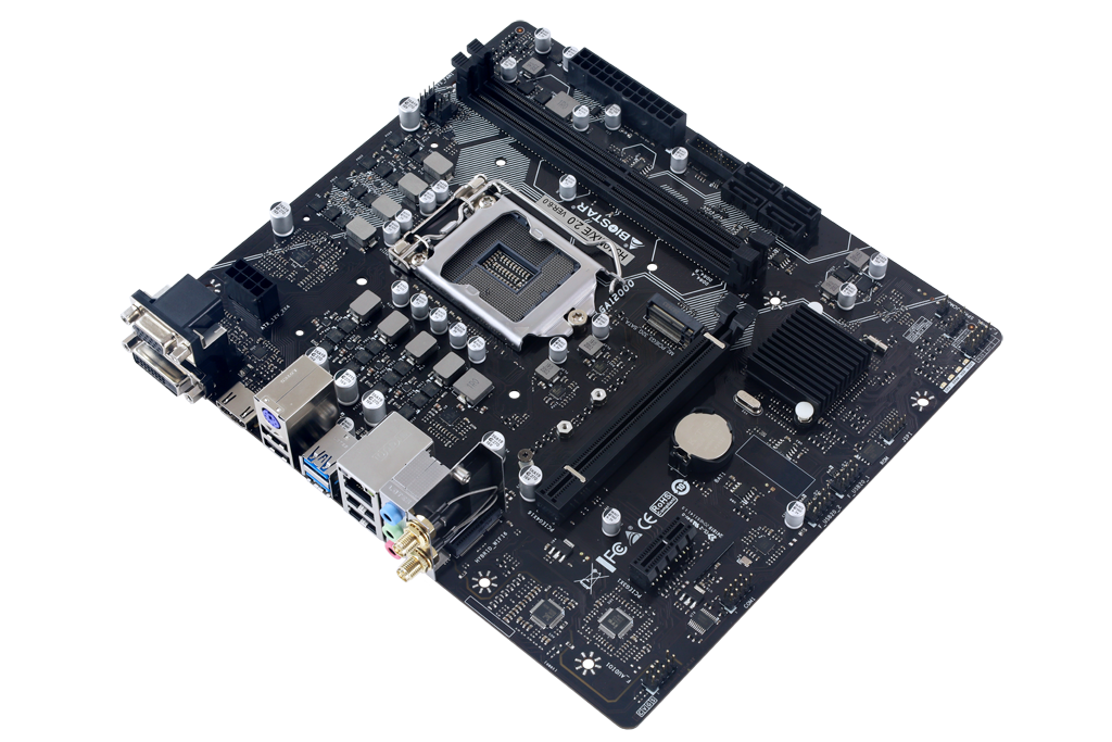 H510MX/E 2.0 INTEL Zócalos 1200 gaming motherboard