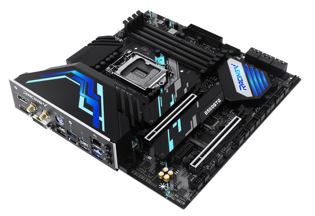 B560GTQ INTEL Soquete 1200 gaming motherboard