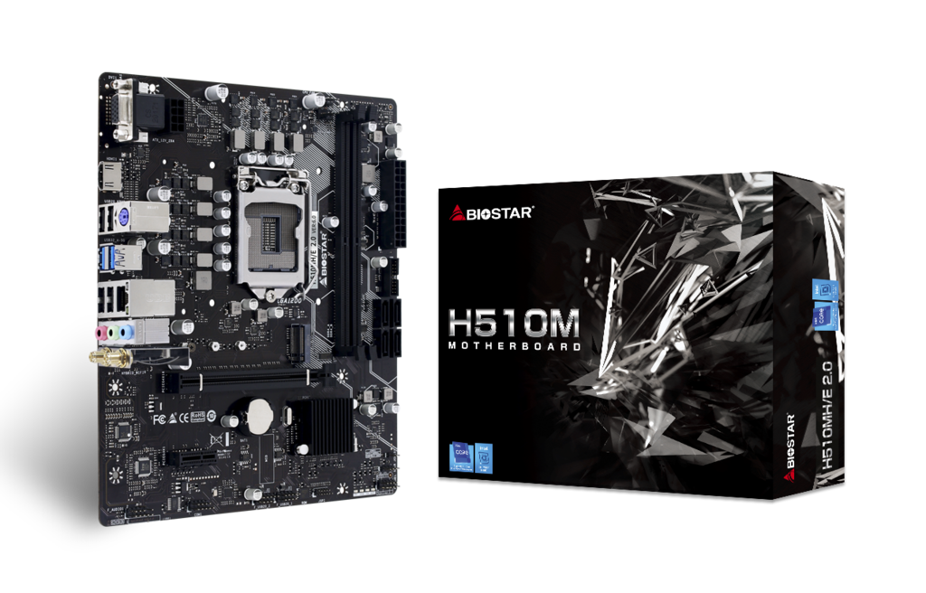 H510MH/E 2.0 INTEL Soket 1200 gaming motherboard