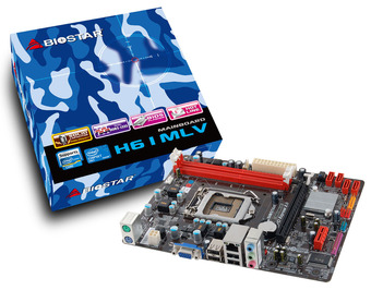H61MLV INTEL Socket 1155 gaming motherboard