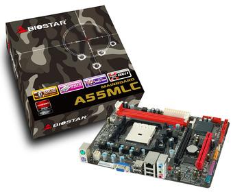 A55MLC AMD Socket FM1 gaming motherboard
