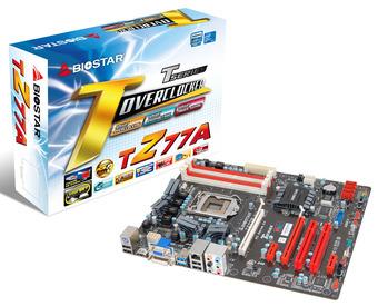 TZ77A INTEL Socket 1155 gaming motherboard