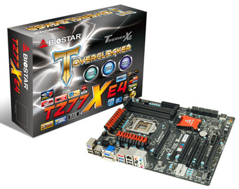 TZ77XE4 INTEL Socket 1155 gaming motherboard