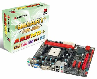 A55MG+ AMD Socket FM1 gaming motherboard