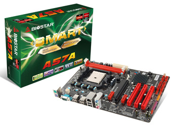 A57A AMD Socket FM1 gaming motherboard