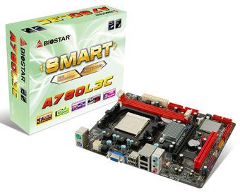 A780L3C AMD Socket AM3 gaming motherboard