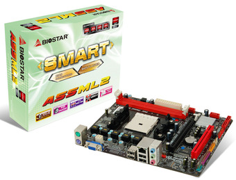 A55ML2 AMD Socket FM2 gaming motherboard