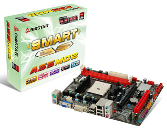 A55MD2 AMD Socket FM2 gaming motherboard
