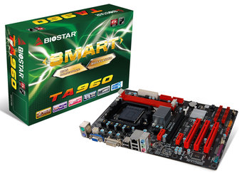 TA960 AMD Socket AM3+ gaming motherboard