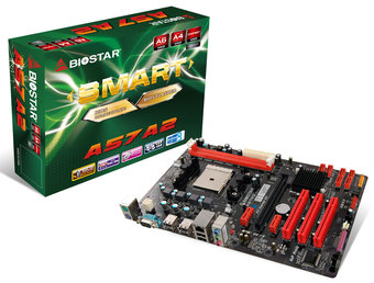 A57A2 AMD Socket FM2 gaming motherboard