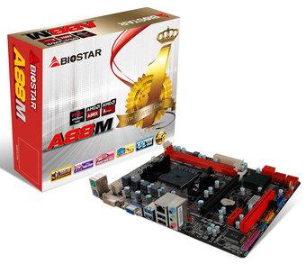 A88M AMD Socket FM2+ gaming motherboard