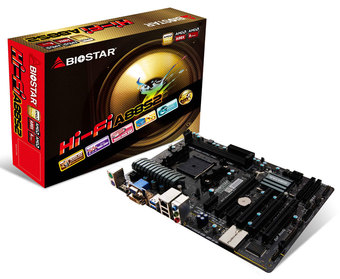 Hi-Fi A88S2 AMD Socket FM2+ gaming motherboard