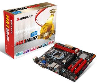 H81MHP INTEL Socket 1150 gaming motherboard