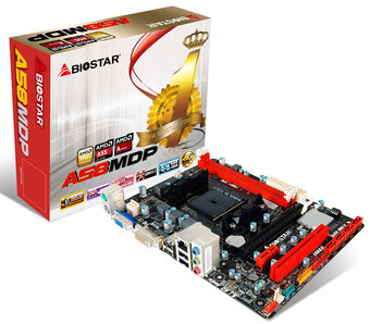 A58MDP AMD Socket FM2+ gaming motherboard