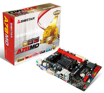 A78MD AMD Socket FM2+ gaming motherboard