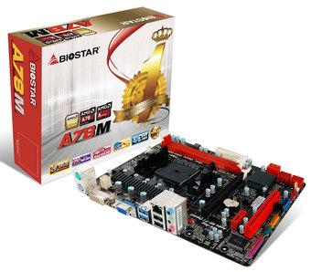 A78M AMD Socket FM2+ gaming motherboard