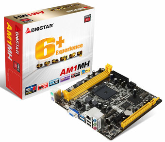 AM1MH AMD Socket AM1 gaming motherboard