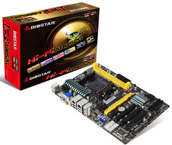 Hi-Fi A88S2G AMD Socket FM2+ gaming motherboard
