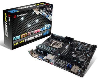 Hi-Fi H81S2 INTEL Socket 1150 gaming motherboard