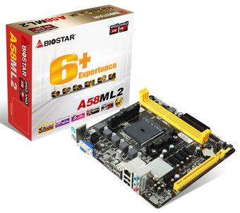 A58ML2 AMD Socket FM2+ gaming motherboard