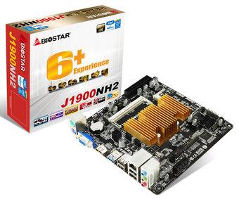 J1900NH2 INTEL CPU onboard gaming motherboard