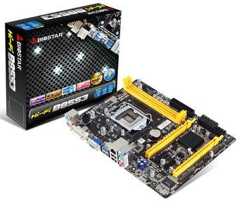 Hi-Fi B85S3 INTEL Socket 1150 gaming motherboard