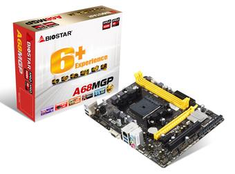 A68MGP AMD Socket FM2+ gaming motherboard