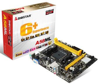 A58ML AMD Socket FM2+ gaming motherboard