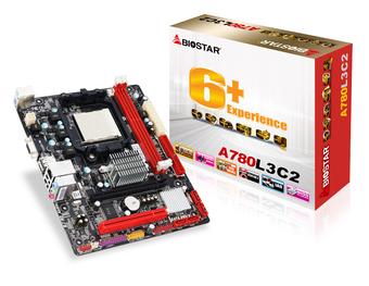 A780L3C2 AMD Socket AM3 gaming motherboard