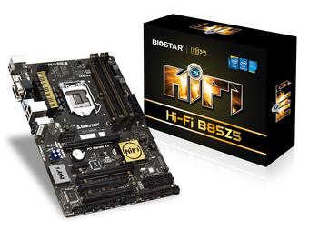 Hi-Fi B85Z5