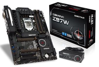 GAMING Z97W INTEL Socket 1150 gaming motherboard