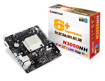 N3050NH INTEL CPU onboard gaming motherboard