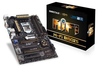 Hi-Fi B150Z5 INTEL Socket 1151 gaming motherboard