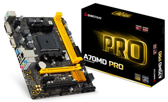 A70MD PRO AMD Socket FM2+ gaming motherboard