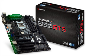 B150GT5 INTEL Socket 1151 gaming motherboard