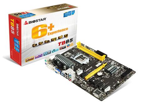 TB85 INTEL Socket 1150 gaming motherboard