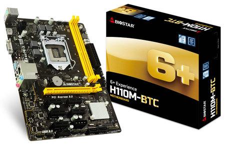 H110M-BTC INTEL Socket 1151 gaming motherboard