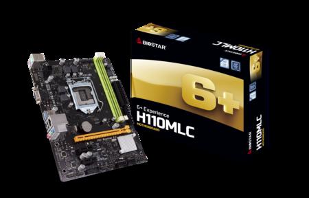 H110MGC INTEL Socket 1151 gaming motherboard
