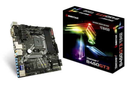 B450GT3 motherboard for gaming