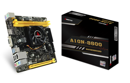 A10N-8800E motherboard for gaming