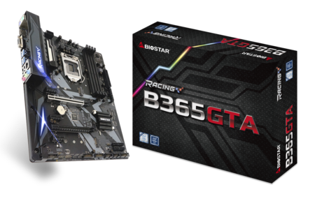 B365GTA motherboard for gaming