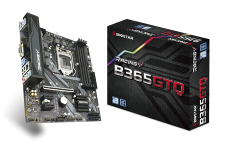 B365GTQ motherboard for gaming