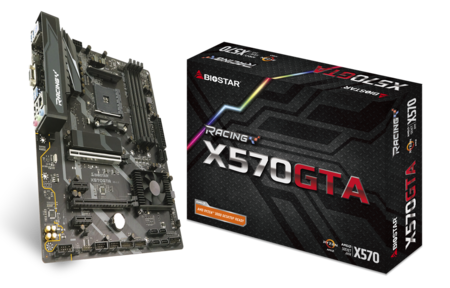 X570GTA motherboard for gaming