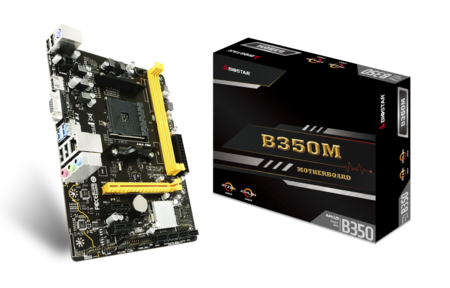 B350M motherboard for gaming
