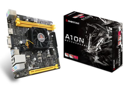 A10N-9630E motherboard for gaming